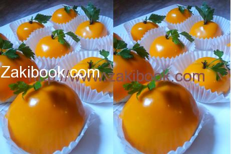 البرتقالة الحارة