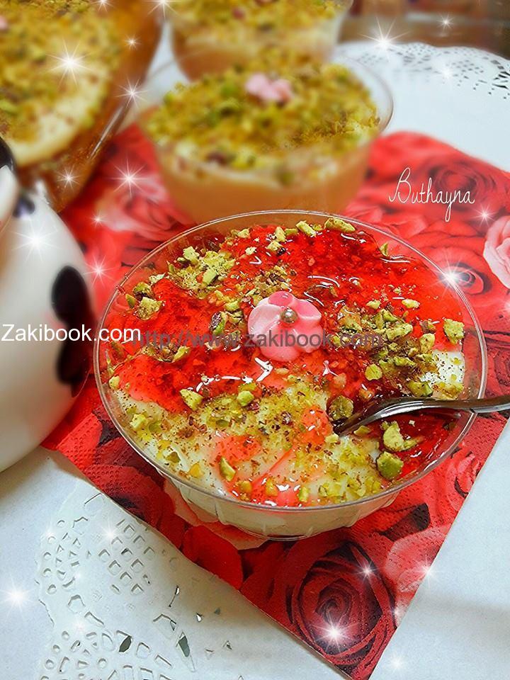 كيف تصنع حلا ليالي لبنان؟