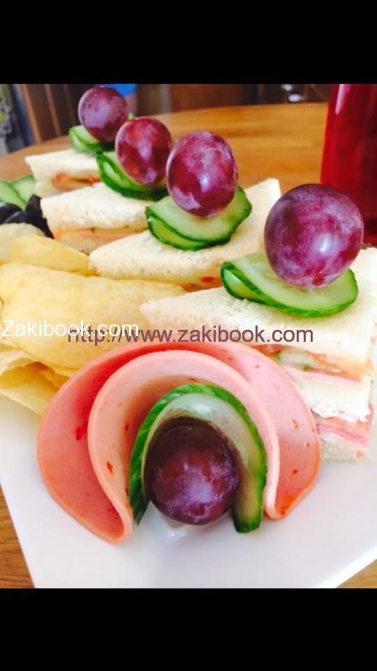 كلوب ساندويش لفطورٍٍ راقي(1)