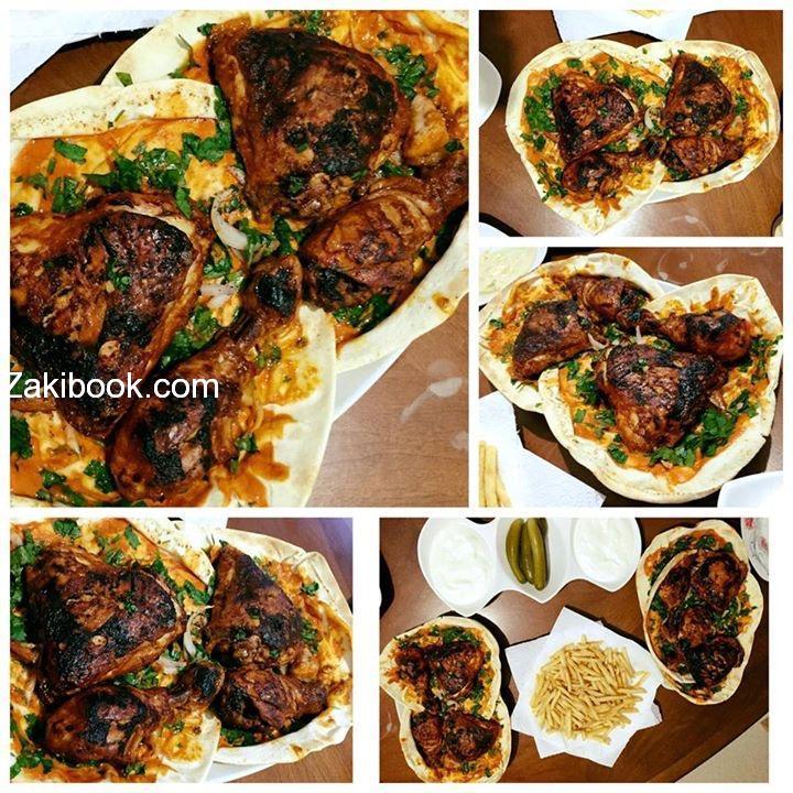 دجاج مشوي في الفرن على الطريقة التركية - زاكي