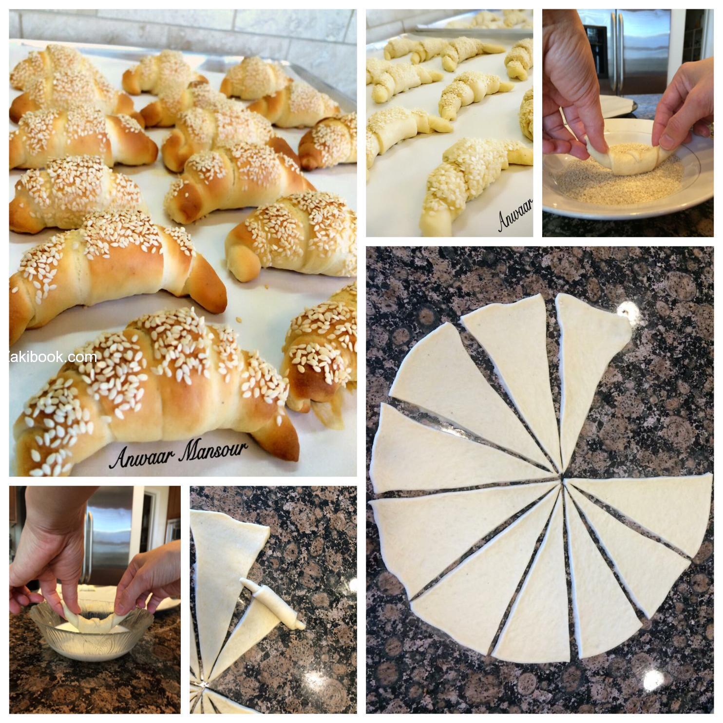 مطبخ الأكلات العراقيه -لفة خميره