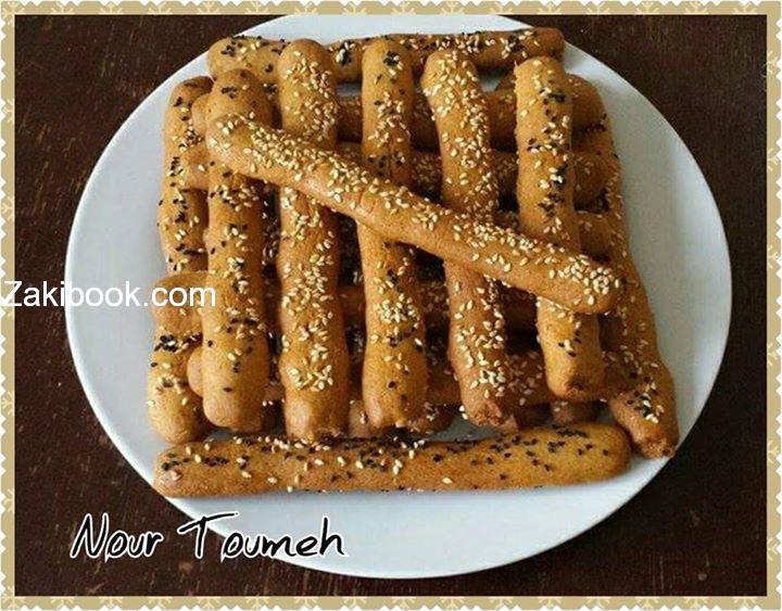 الكعك السوري المقرمش
