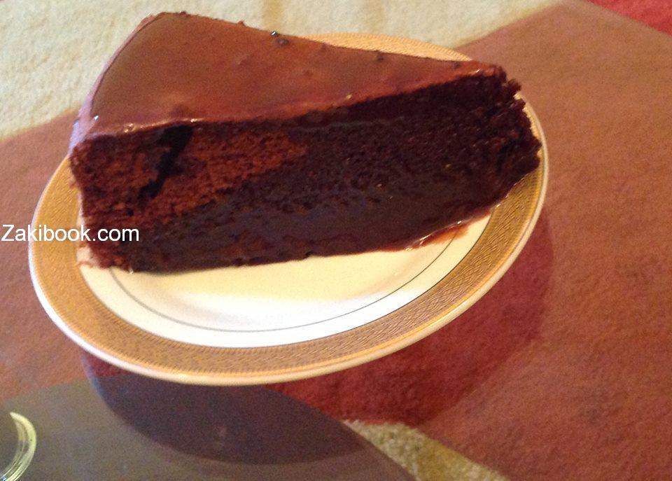 أفضل طريقة ناجحة لكيكة الشكولاتة الهشة