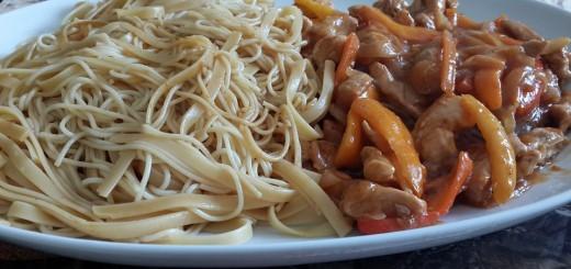 اصنع أكل صيني بخطوات بسيطة وسهلة