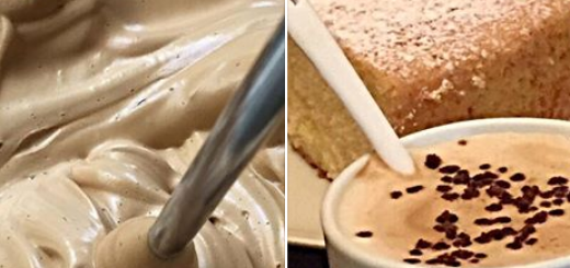 كابتشينو ☕ احلى من الجاهزة وممكن باي نكهة