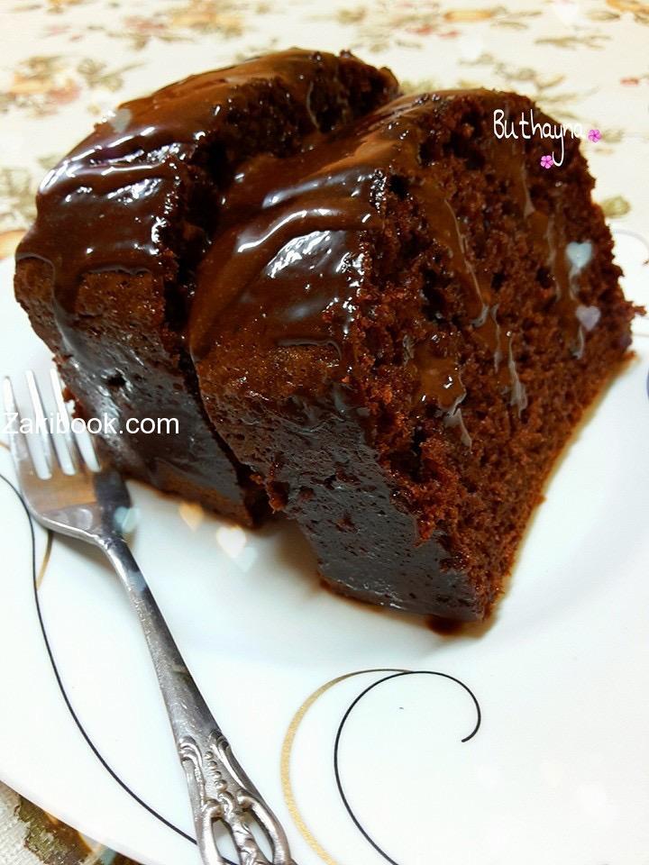 أفضل وصفة مجربة لكيكة الشكولاتة