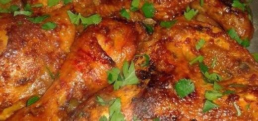 دجاج بالزبدة طعم مميز جداً ونكهة رووووعة