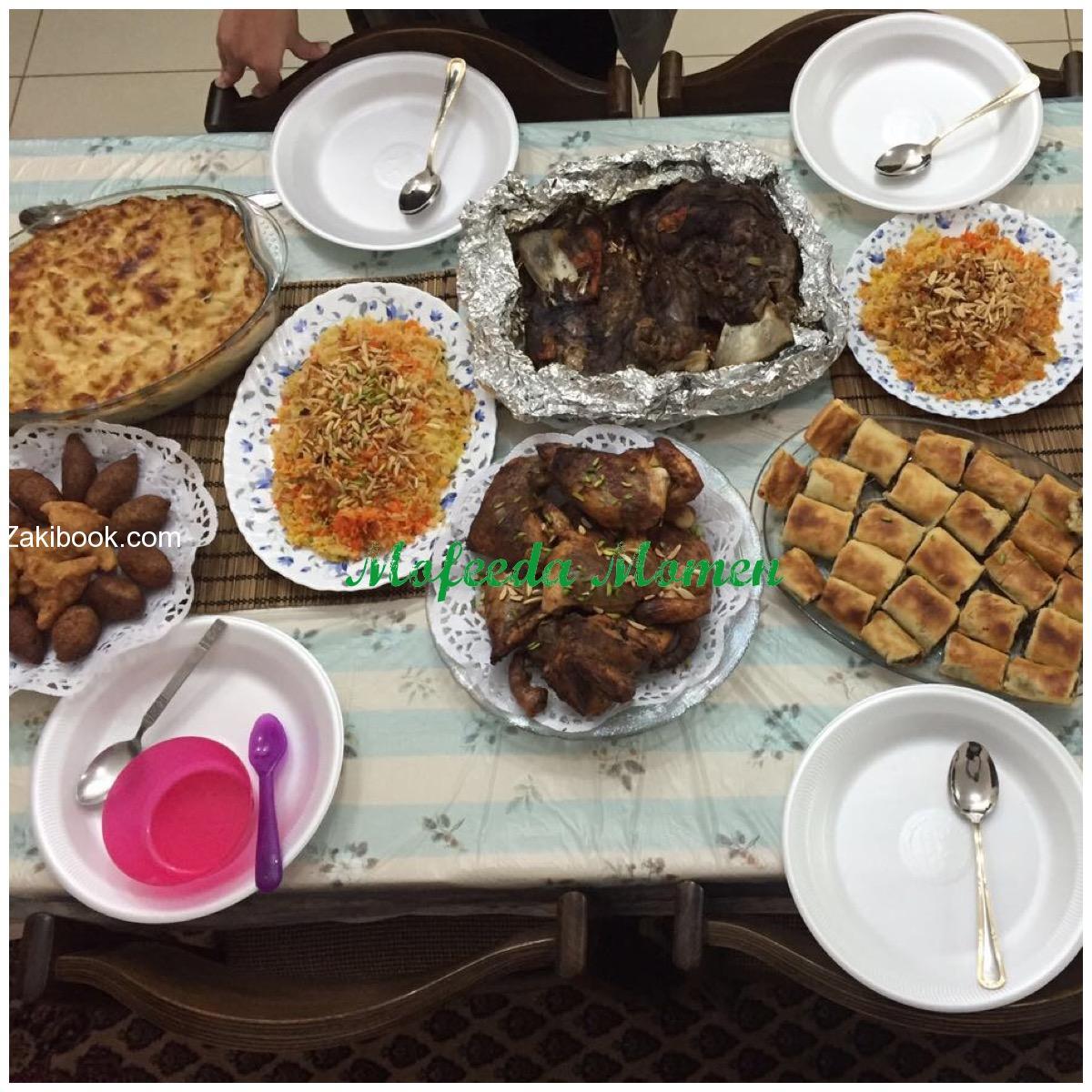 كيفية الإعداد لعزومة في رمضان زاكي