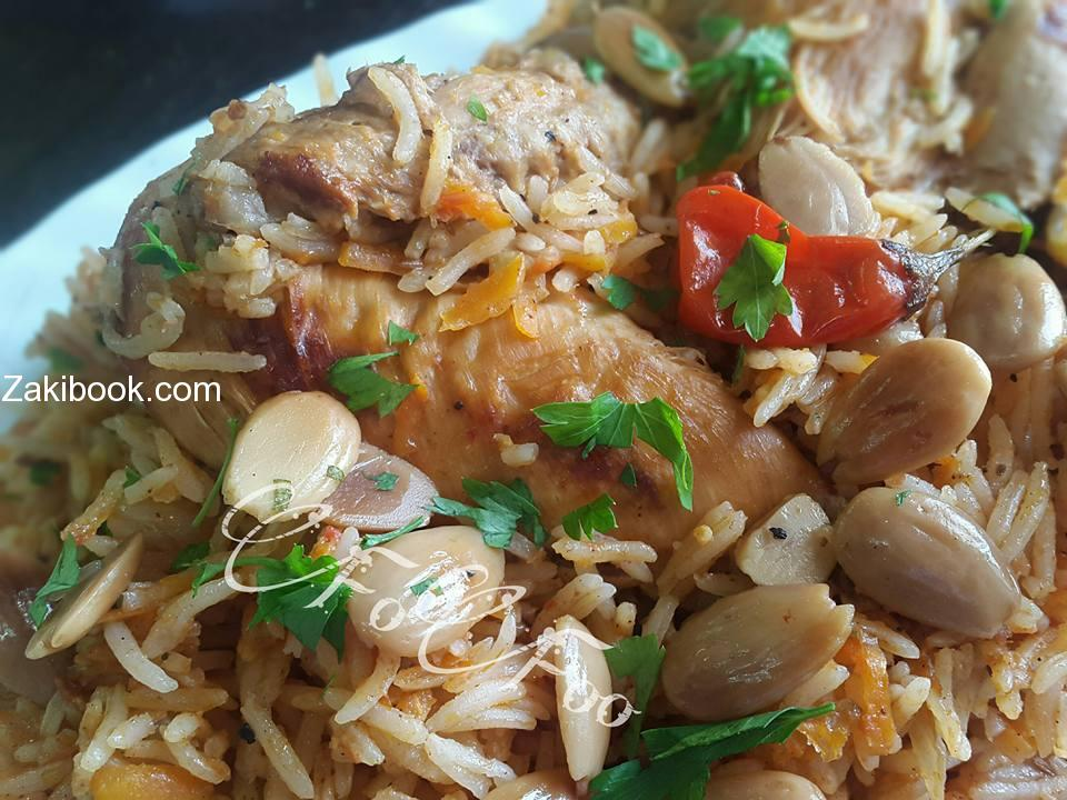 حضري في أول أيام العيد الأرز البخاري بطريقة رائعة