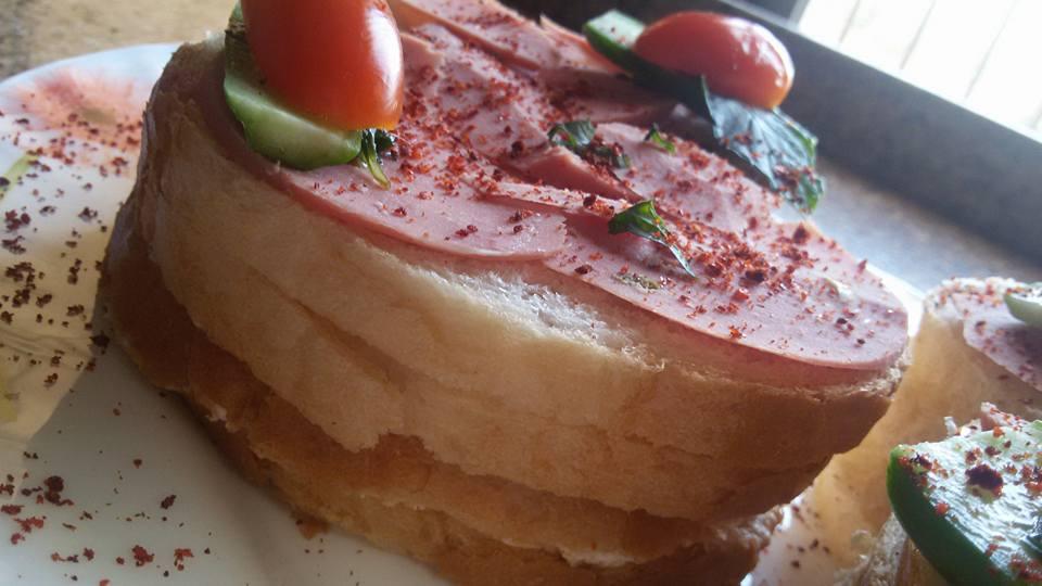كيكة مالحة بخبز التوست لأحلى فطور صباحي
