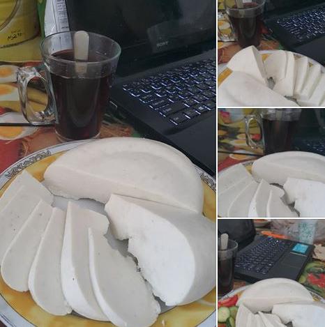 أسهل طريقة لعمل الجبنة البيضاء في البيت