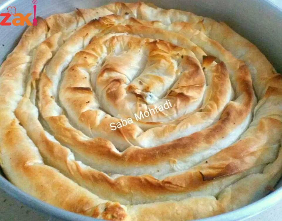 برك تركية 100 % طيبة كتييييير بحشوة البطاطا وحشوة الجبن