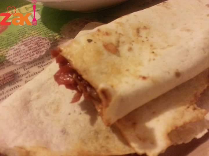 خبز التورتيلا المكسيكي اصنعه بدقائق بهذه الطريقة