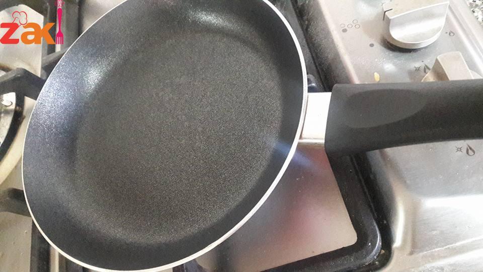 كريب لفطور كله روقان وبالخطوات المصورة