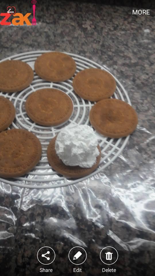 راس العبد حلوى الطفولة اصنع بالمنزل بأبسط طريقة