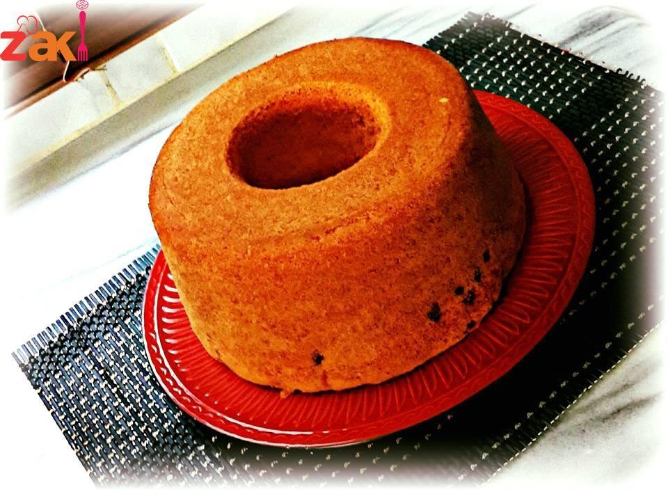 الكيكة العادية رووووعة جربوها يا بنات
