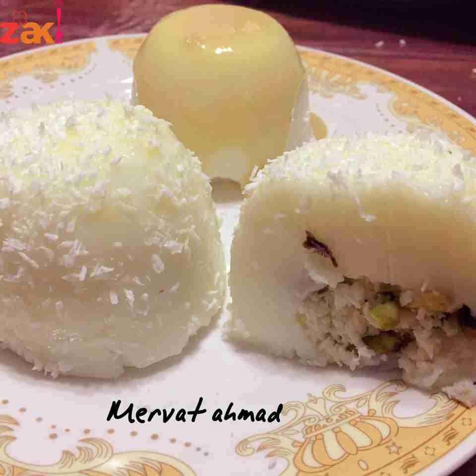 حلي الفنجان الراائع والسريع على الطريقة التركية