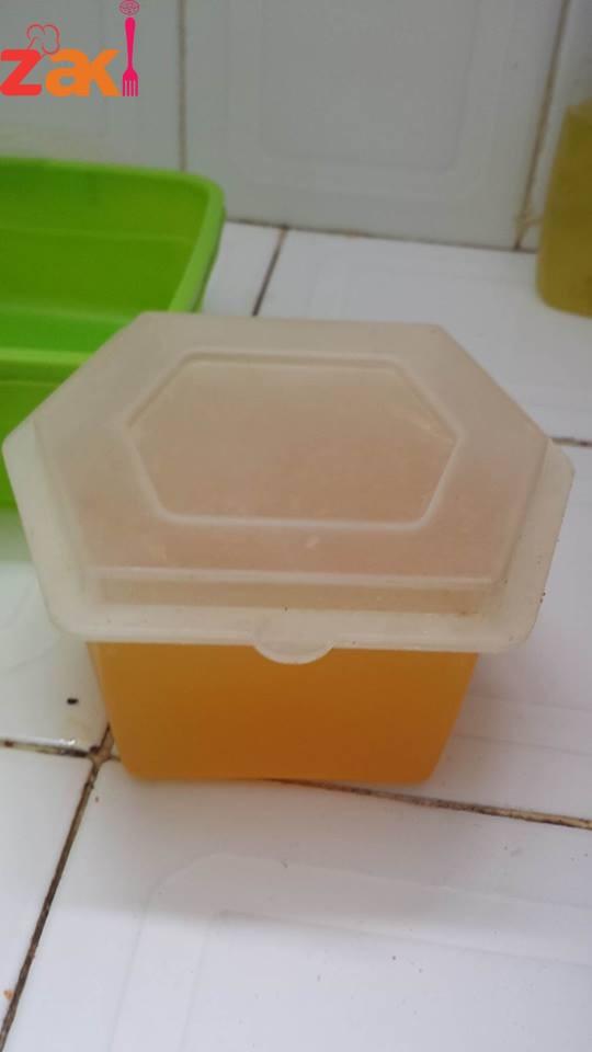 اصنعي مركز نكهة البرتقال لتعطير الكيك والبسكوتات