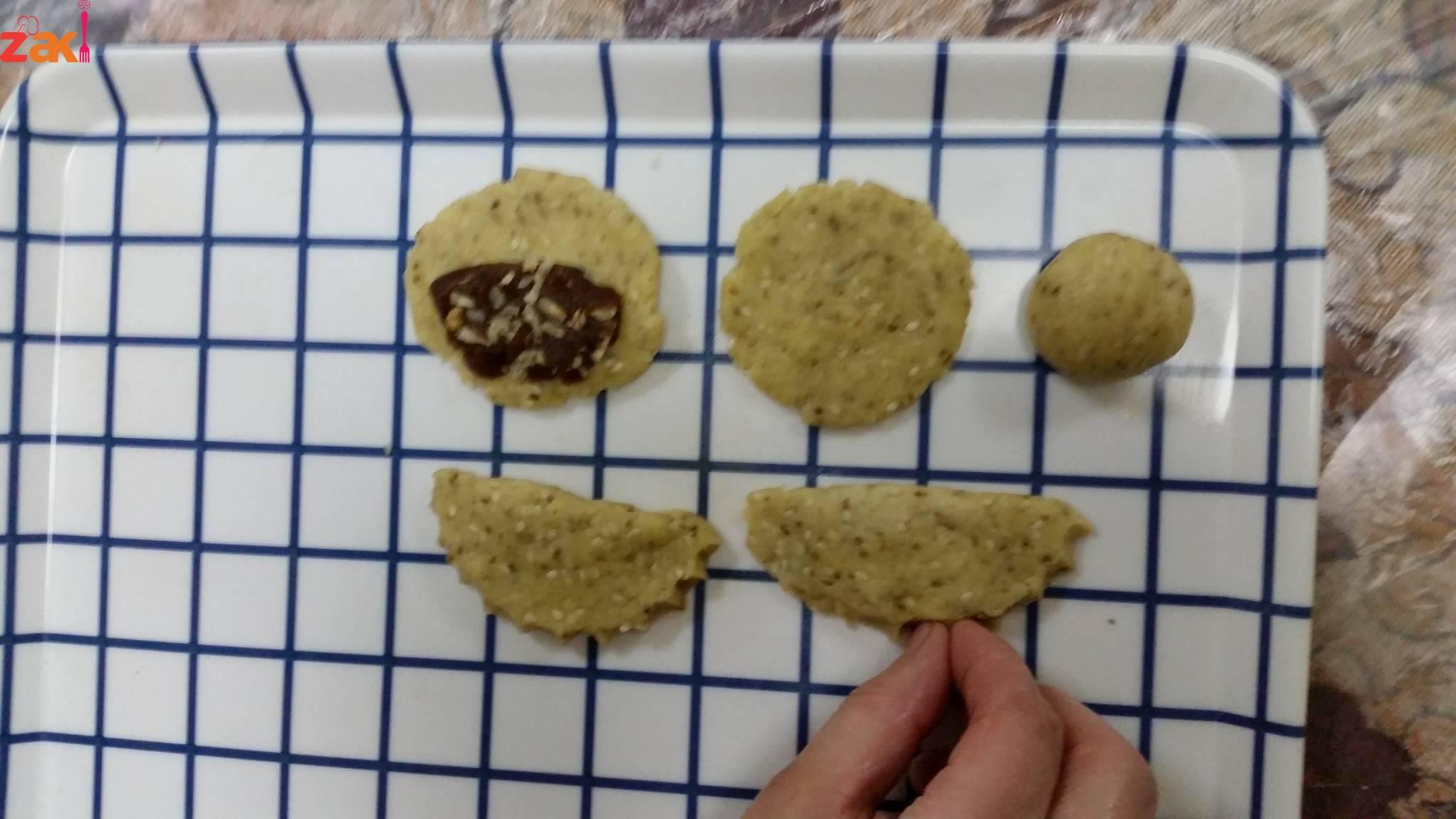 طريقة الكعك الفلسطيني من قلب الحدث