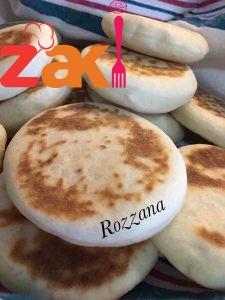 خبز البطبوط الراااائع وين عشاق الأكل المغربي؟