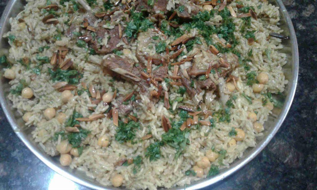 أنجح طريقة لعمل الأرز البخاري على أصوله