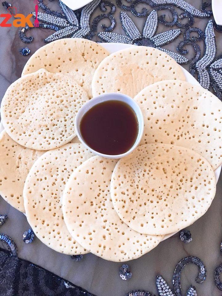 طريقة عمل اطيب و ازكى بغرير جزائري الطريقة بسيطة بس الطعم خرافي