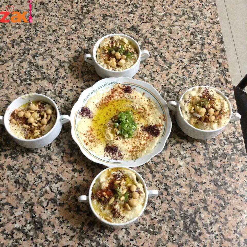 طريقة عمل فتة حمص كتير طيبة و شهية و بتستاهل اكبر تشجيع منكم
