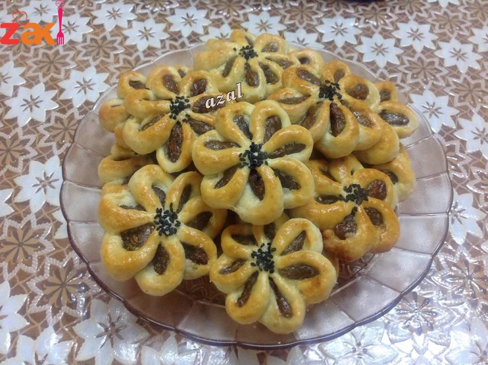 طريقة عمل الكليجة العراقية بطريقة احترافية لضيافة العيد