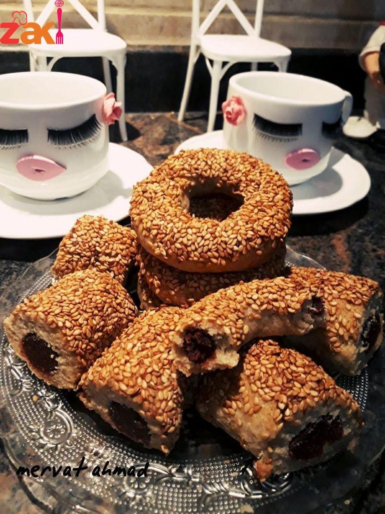 كعك العيد على الطريقة الفلسطينية الأصلية التراثية | زاكي