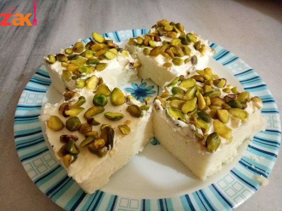 ليالي لبنان حلوى اقتصادية كل مكوناتها متوفرة في بيتك