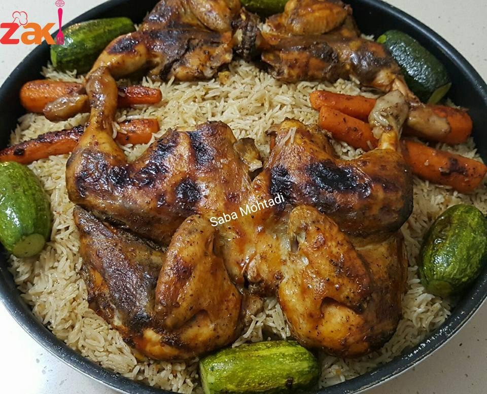 مندي الدجاج  من الالف إلى الياء بعدة طرق والطعم غراااام