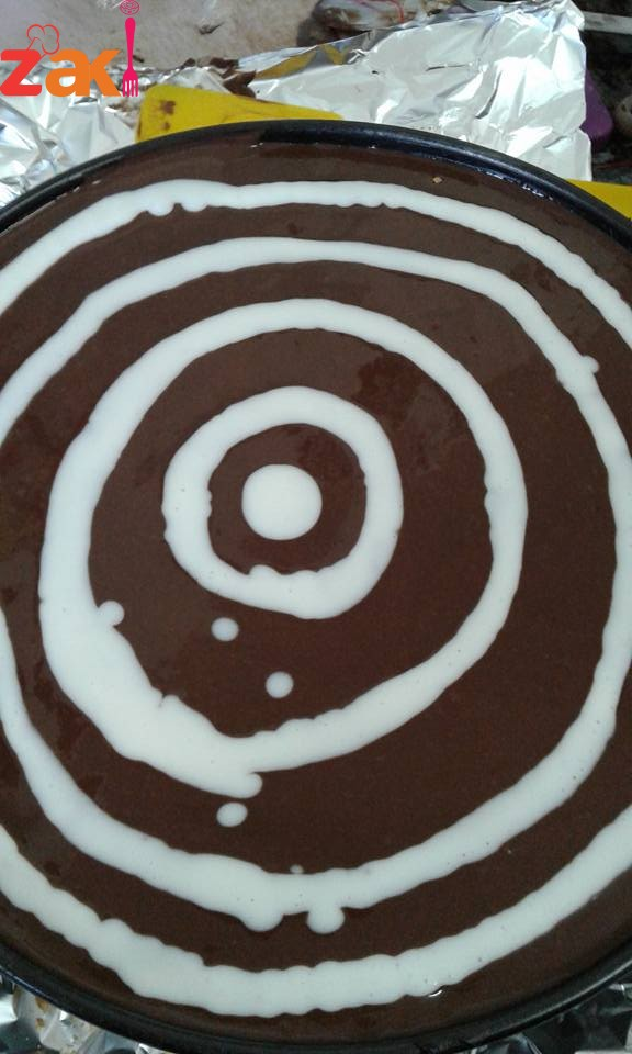 كعكة البسكوت ولا اطيب