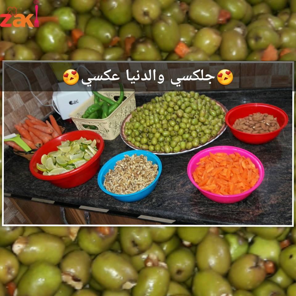 راح أرجع أكتب طريقتي في كبس الزيتون للصبايا اللي ماشفوها
