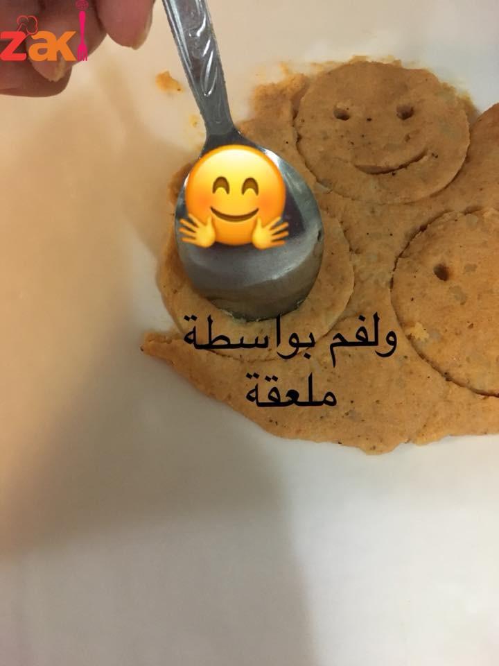 اصنعي بطاطا مقلية على شكل وجوه مبتسمة اكتشفي الطريقة الان وبالخطوات المصورة