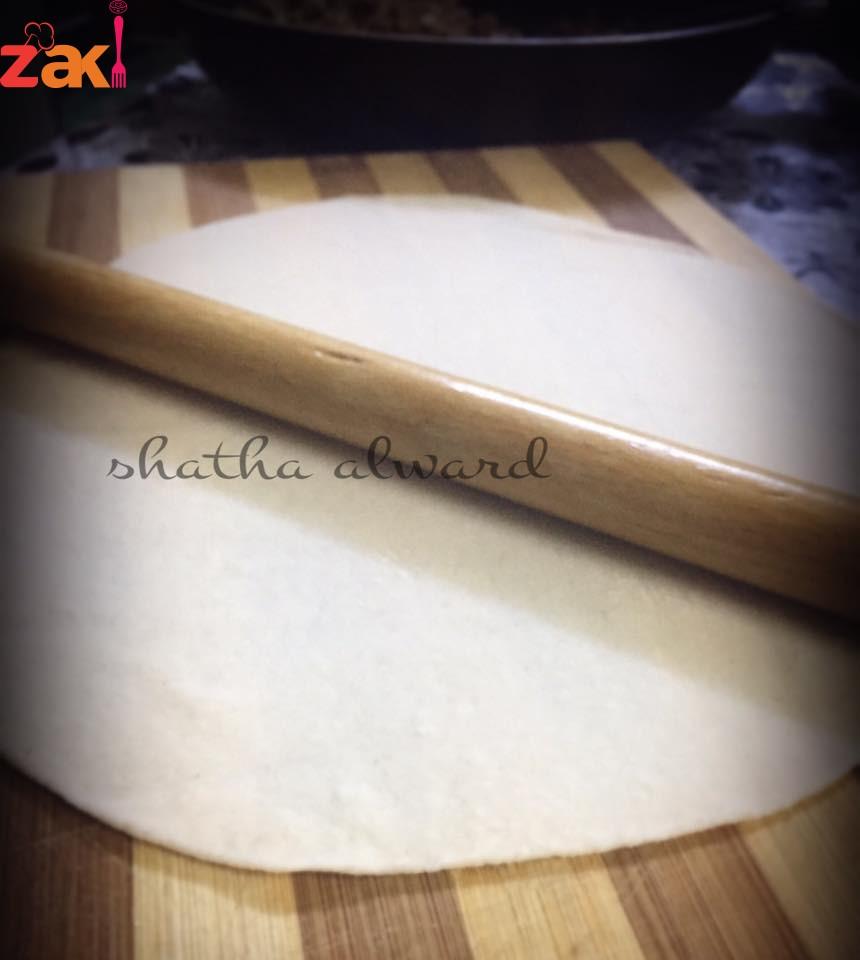 طريقة عمل فطائر المقلاة التركيه