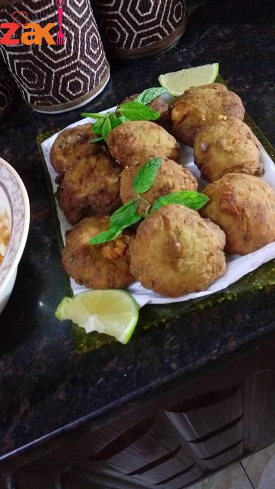 كرات البطاطا المحشوة بالجبنة بالخطوات المصورة وصفة زاكية وسهلة