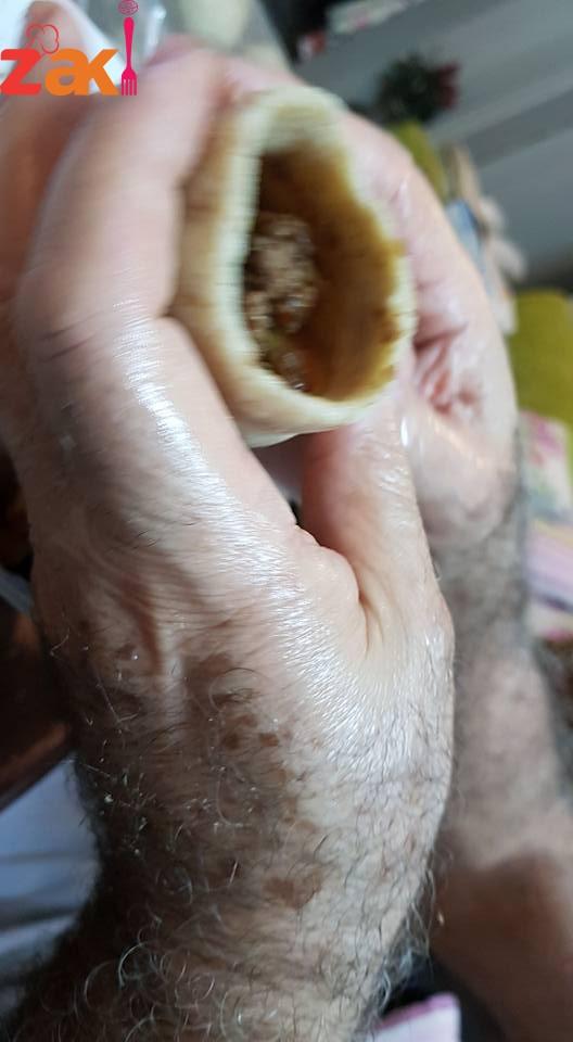 طريقة عجينة الكبة