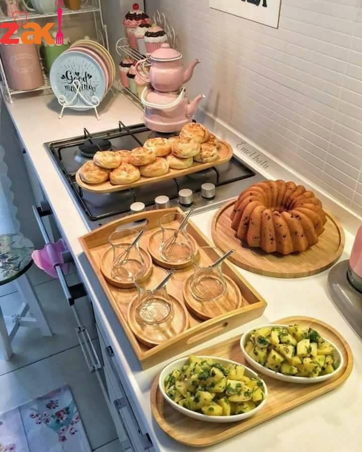 متع نظرك بفن الطهي في بيت الأتركاء استمتع