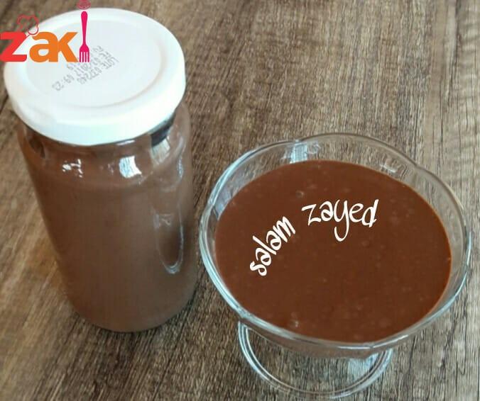 طريقة عمل شوكولاتة الدهن