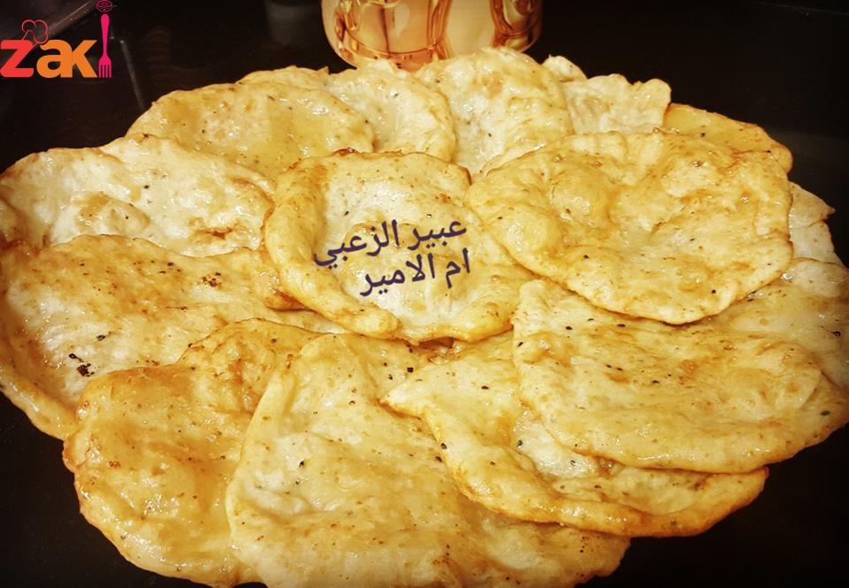 كيفية صنع زلابية جزائرية