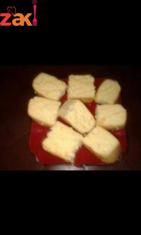 طريقة عمل الكيك الاسفنجي