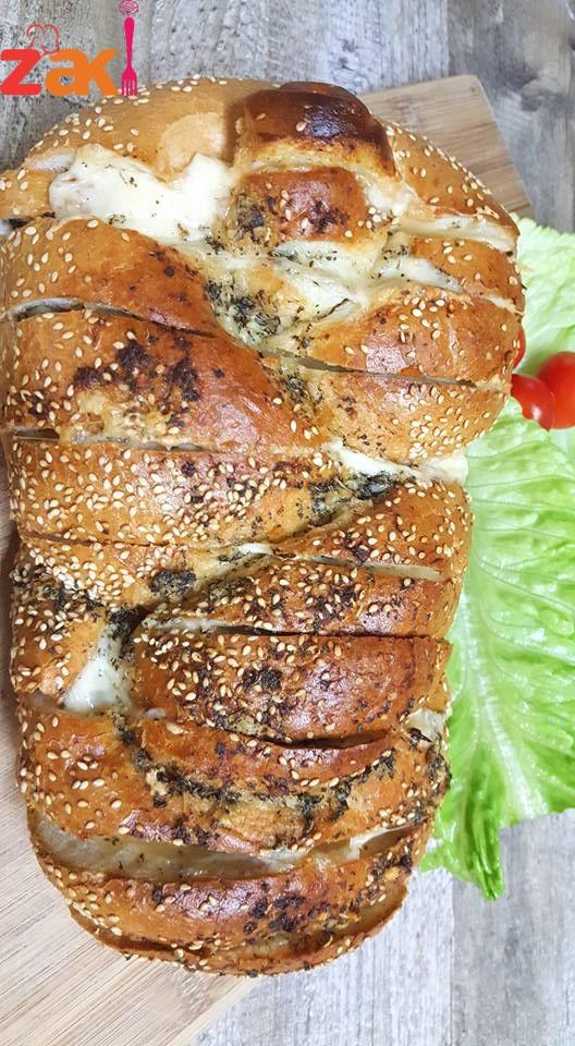طريقة عمل خبز الفينو