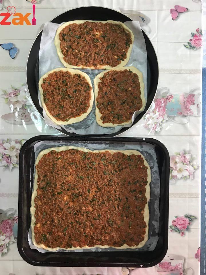 طريقة عمل اللحم مع العجين