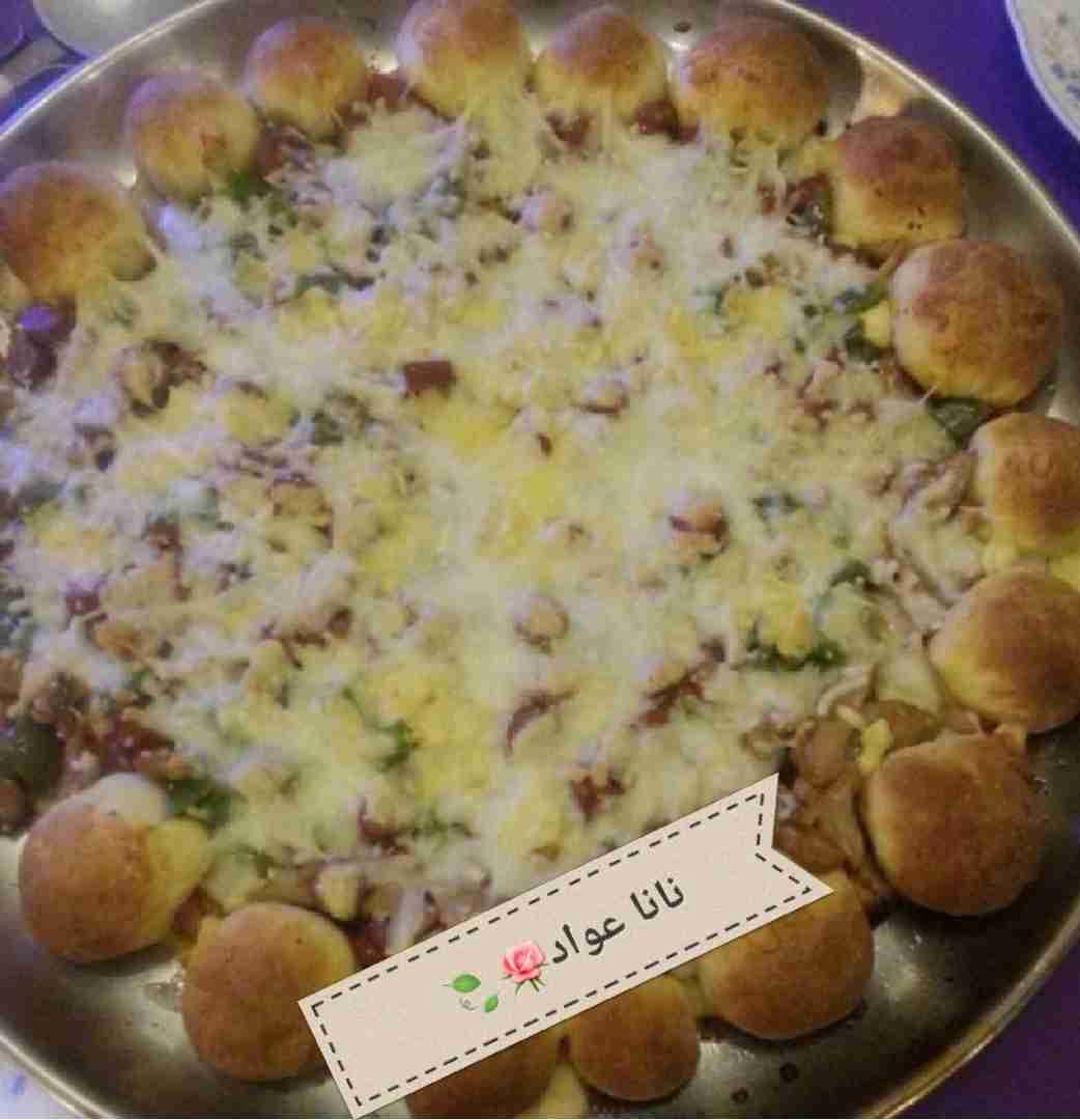 البيتزا اللذيذه ملكة الأطباق الجانبيه في رمضان