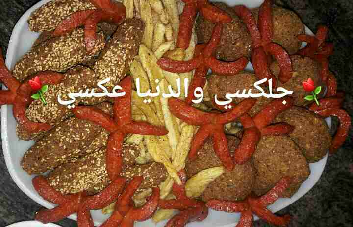 مسابقة ملكه تحضيرات رمضان😊