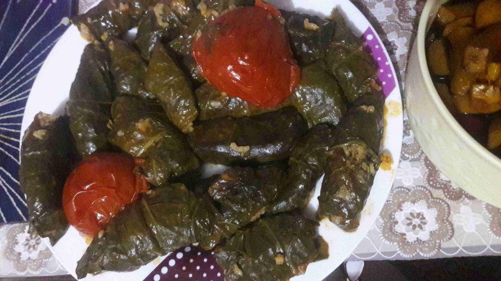 الدولمة العراقيه ملكه تحضيرات رمضان