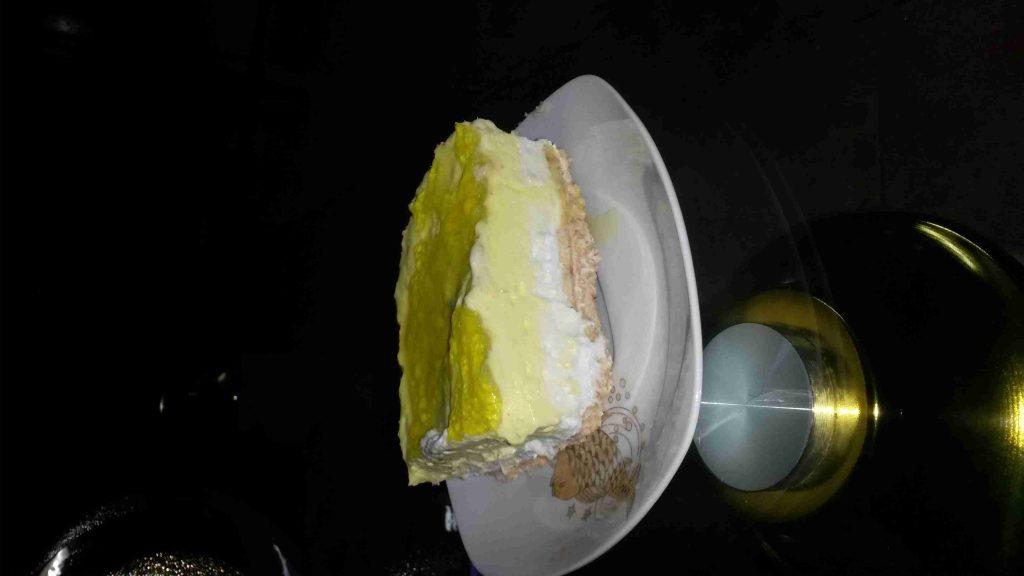 تشيز كيك الليمون تحضيرات رمضان