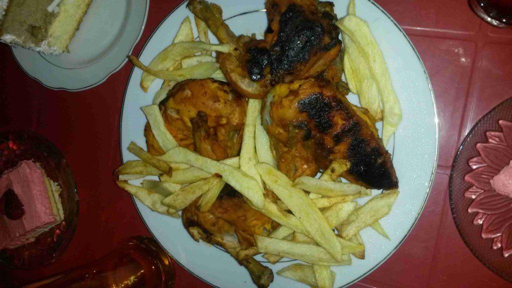 دجاج تركي ملكة تحضيرات رمضان