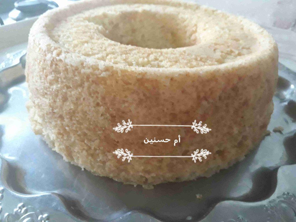 الكيكة المسلوقة.....رووووووعة.... #ملكة_الحلويات_الشرقية..... فكرة حلوة والطعم هش ورووووعة...