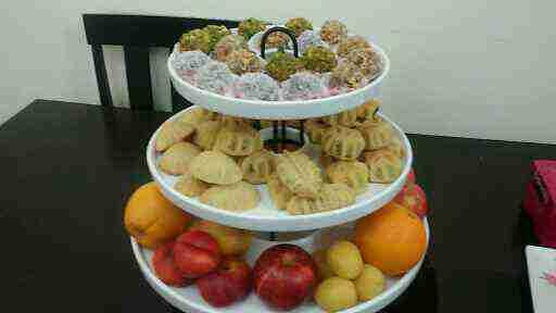 معمول العيد بالسميد ملكة تحضيرات العيد جربوه والطعم حكاية😋